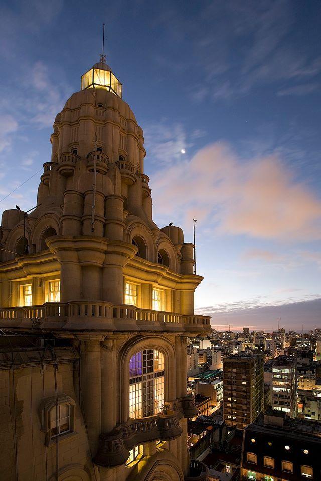 """""""Palacio Barolo"""" in Buenos Aires, Argentina by Mario Palanti"""