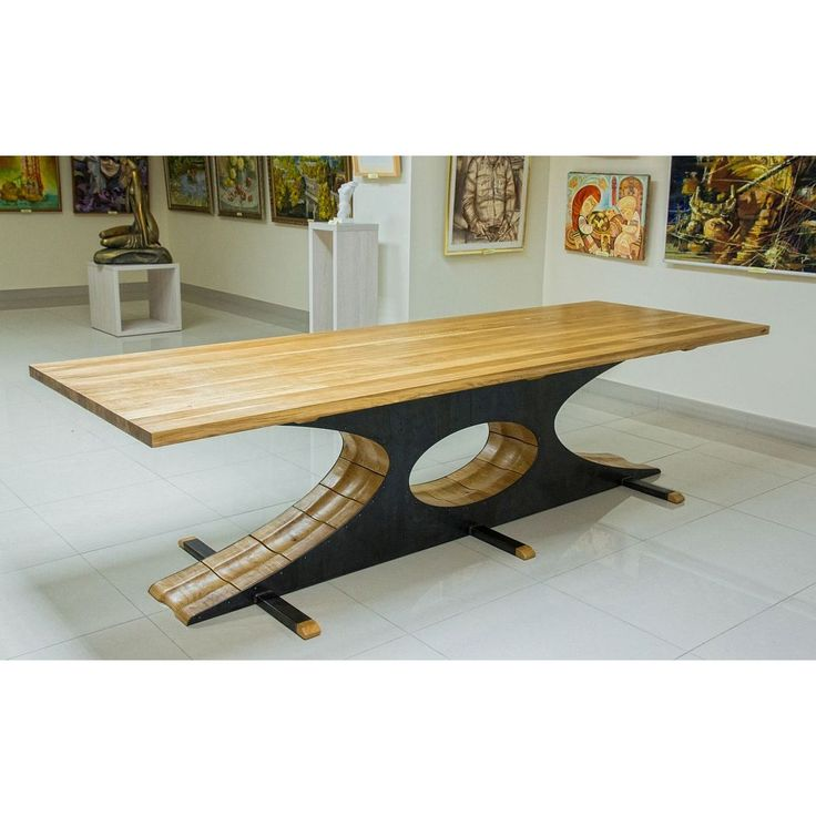 "PRODUCTS :: LIVING AND DESIGN :: Furniture :: Office furniture :: Conference tables :: Table ""LOTUS"""