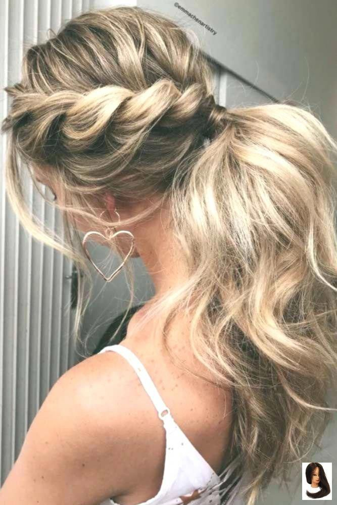 37 Inspiring Prom Updos For Long Hair For 2019 Inspo In 2020 Prom Hairstyles For Long Hair Tail Hairstyle Long Face Hairstyles