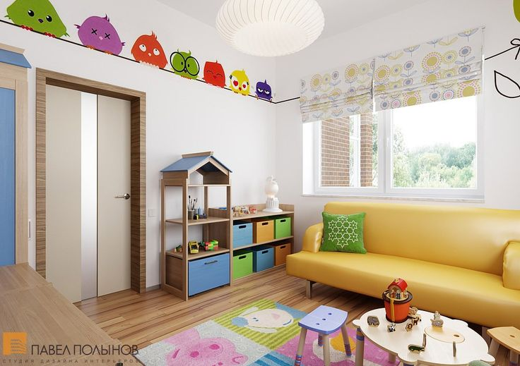 Дизайн игровой комнаты / kids room / kids room idea / kids room decor / kids room design / by Pevel Polinov Studio #design #interior #homedecor #interiordesign