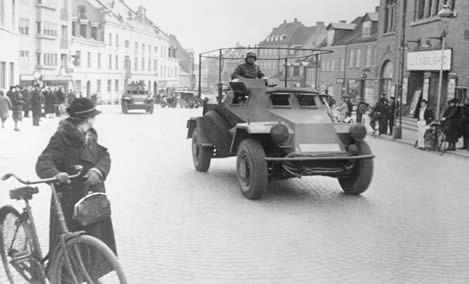 Tropas alemanas invaden Noruega-Fin utilizarla como bases de operacione.