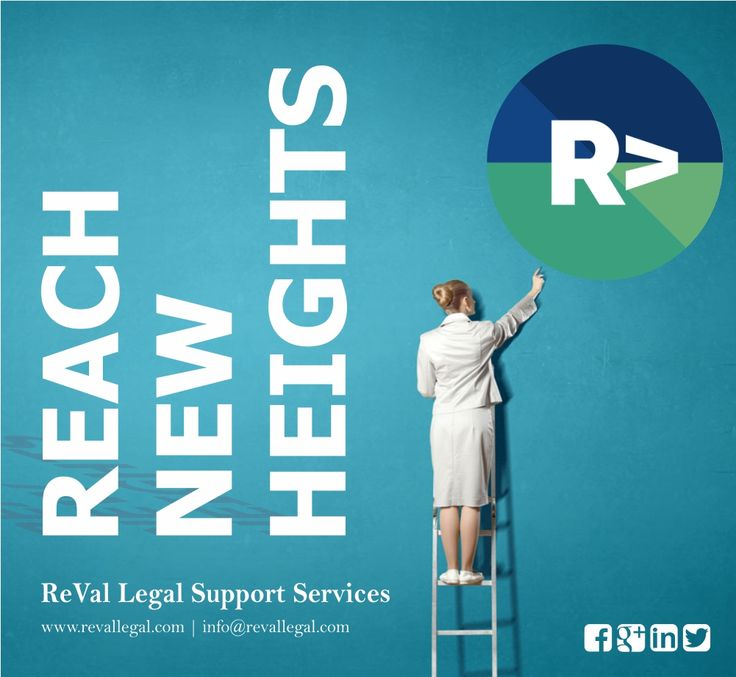 ReVal  Legal Support Services helps law firms to reduce their turnaround time for business expansion.