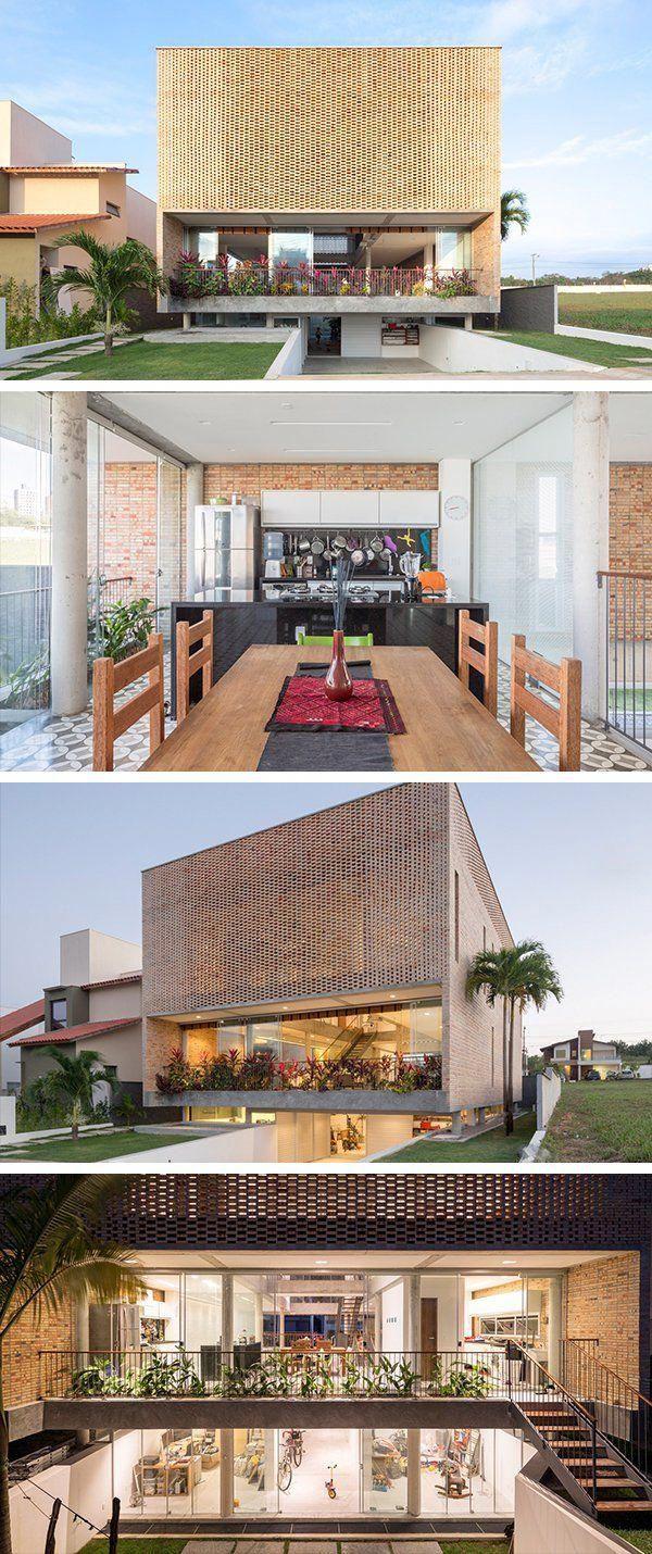 Ks residence by arquitetos associados in natal brazil boutiqueinteriordesign