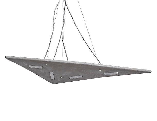 HERON 1000 LM concrete lamp design Urbi et Orbi 2014