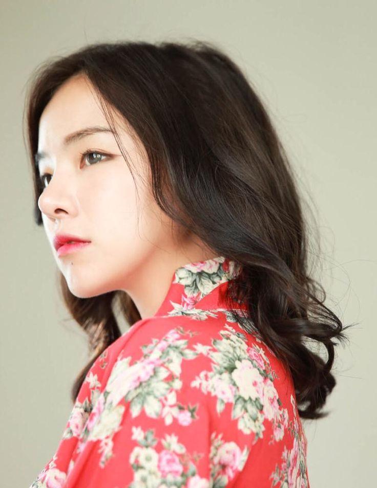 นางแบบชุดชั้นในเกาหลี
