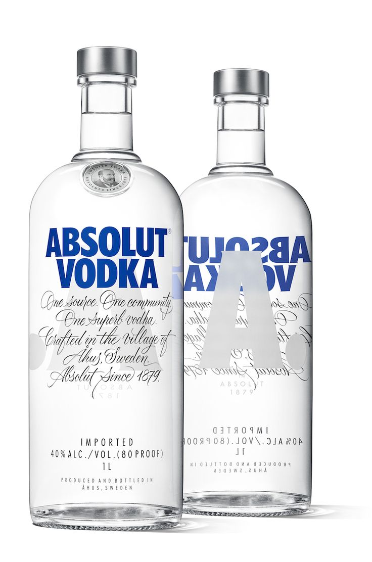 Absolut Vodka introduces new redesigned bottle in line with the 'One Source' philosophy  – POPSOP | Consumer Insight, Sustainability & Design