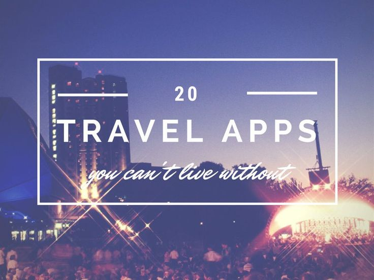 A comprehensive list of the best travel apps in 2015. Plus the best offline apps for travel from booking flight apps to apps for money management.
