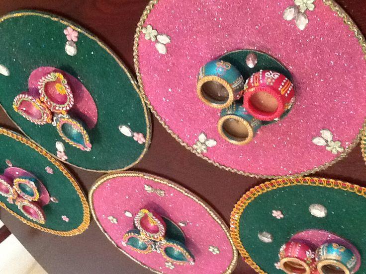 Mehndi Plates Uk : Best plates images indian bridal