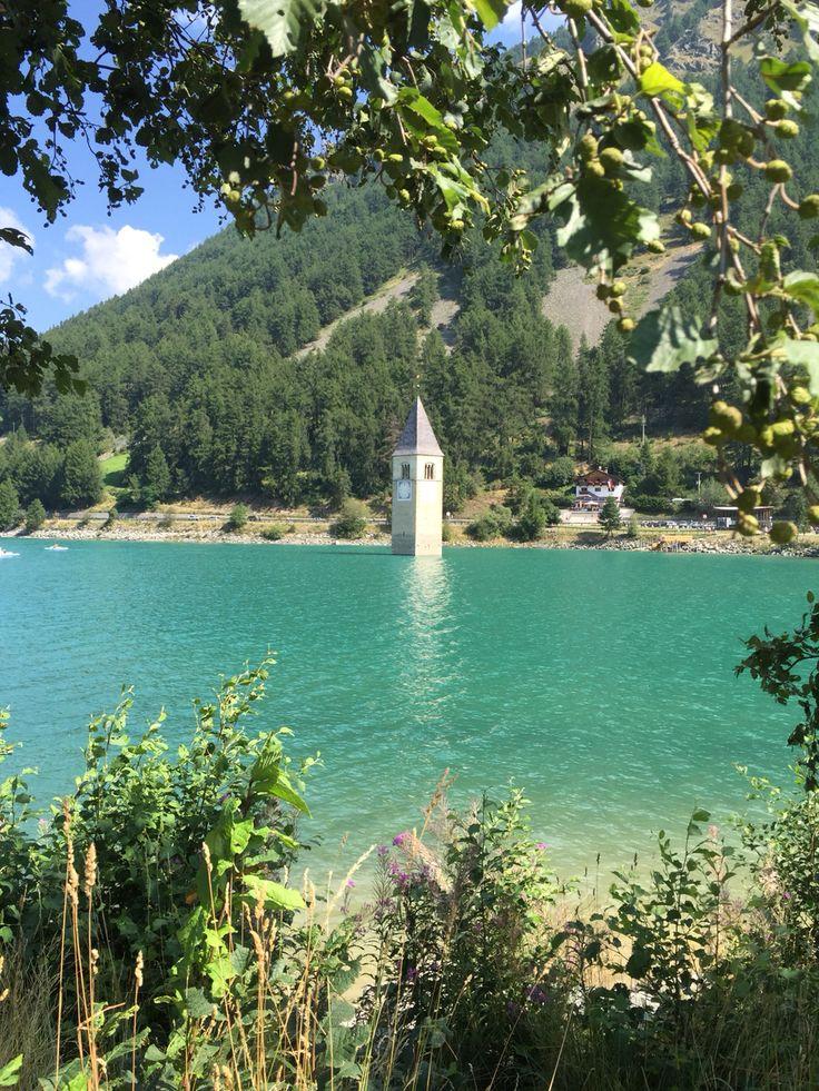 Rechensee Italien(zuid Tirol)