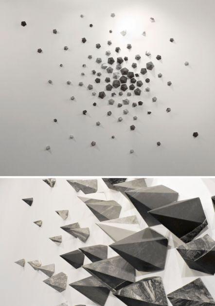 Explosión gráfica | Obra Gráfica de VanessaGallardo | Flecha