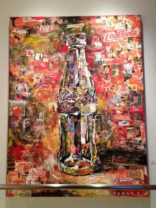 Coca-Cola Collage | Vintage: Coca Cola Advertising ...