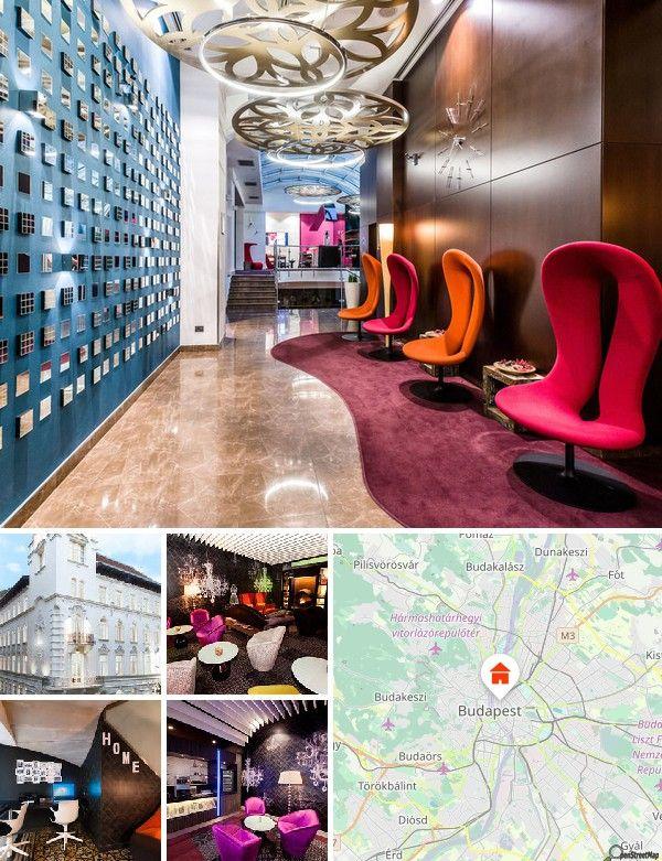 L'hôtel se trouve à environ 5 minutes de marche du centre-ville, avec nombreux commerces et divertissements ainsi que les monuments historiques de la capitale hongroise. Le plus grand centre commercial de Budapest est à quelques minutes de marche seulement de l'hôtel. A proximité de l'hôtel vous trouverez deux stations de métro, Kossuth Ter et Nyugati Ter. L'aéroport de Budapest se trouve à environ 20 km de l'hôtel.
