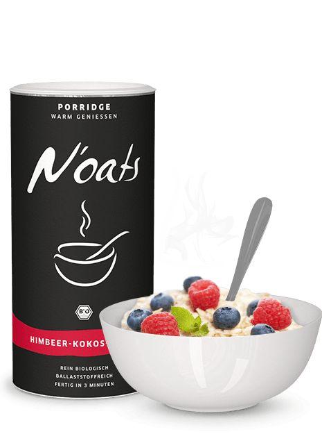 Porridge macht lange satt