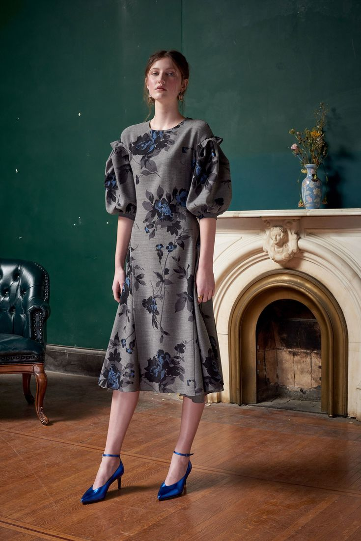 Audra Fall 2018 Ready to Wear Fashion Show Collection
