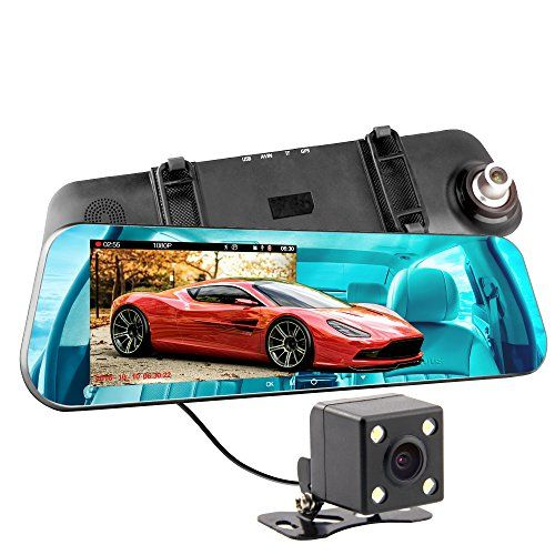 Dash Cam Mirror PARTIM with Car Rear View Camera | Car Recorder | 4.3 Full HD 1080p DVR Camera Car Recorder  Dashboard Car Camera Angle 140  Backup Camera System with Parking Assist For Sale https://wirelessbackupcamerareviews.info/dash-cam-mirror-partim-with-car-rear-view-camera-car-recorder-4-3-full-hd-1080p-dvr-camera-car-recorder-dashboard-car-camera-angle-140-backup-camera-system-with-parking-assist-for-sa/