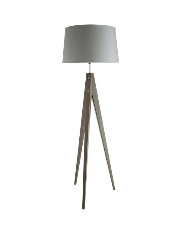 Thea Tripod Floor Lamp Living Room Ideas Floor Lamp