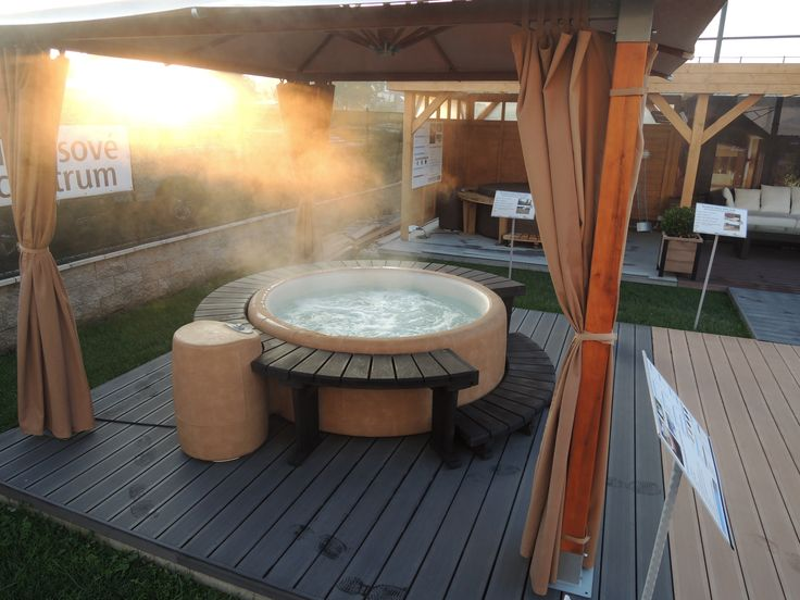 19 best images about outdoor softub on pinterest resorts. Black Bedroom Furniture Sets. Home Design Ideas