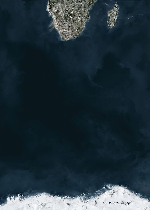 Andreas Gursky - Ocean IV, 2010