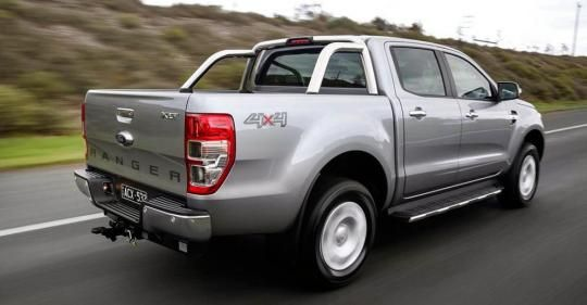 Ford Ranger 2016. Фото и характеристики #кроссоверы #мой_внедорожник #авто_новости #пикапы #джипы # 4х4 #Ford_Ranger_2016 #Ford_Ranger #американские_пикапы #форд