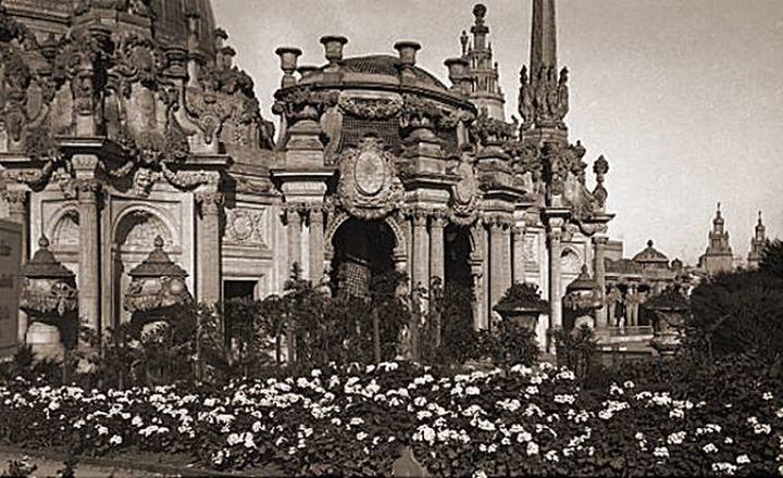 1915 - The Palace of Horticulture - The Panama-Pacific International Exposition