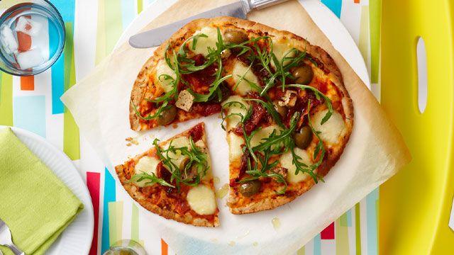 Antipasto pizza recipe - 9Kitchen