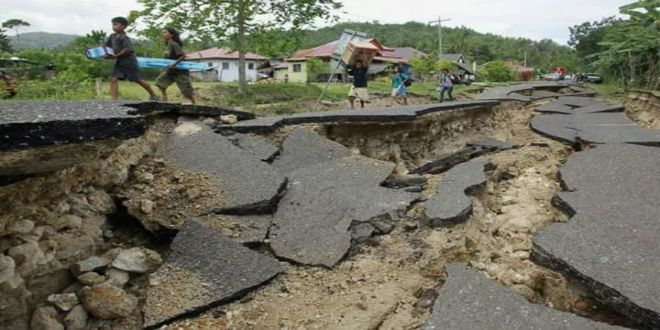 """6.7 Magnitude Earthquake in India Causes Serious Damage. 1-5-16..""""And there was a trembling in the camp in the field, and among all the people; the garrison, and the spoilers, they also trembled; and the earth quaked; so it grew into a terror from God."""" (1 Samuel 14:15)"""