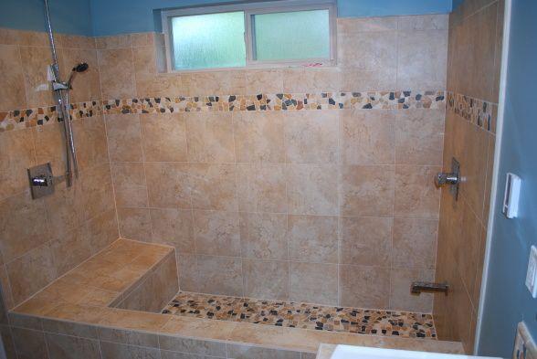 The Roman Tub design | tranquil tiled roman tub - Bathroom Designs - Decorating Ideas - HGTV ...