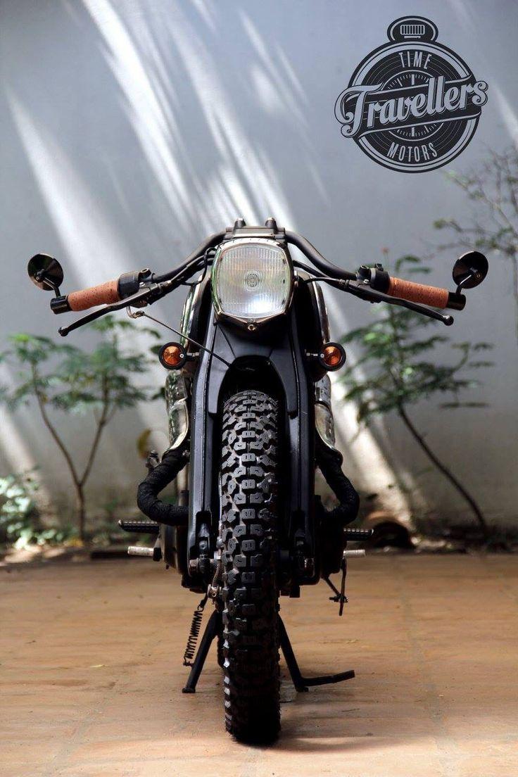Cafe Racer Honda Benly CS92