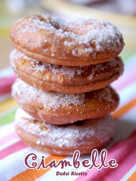 #Donuts - #Ciambelle