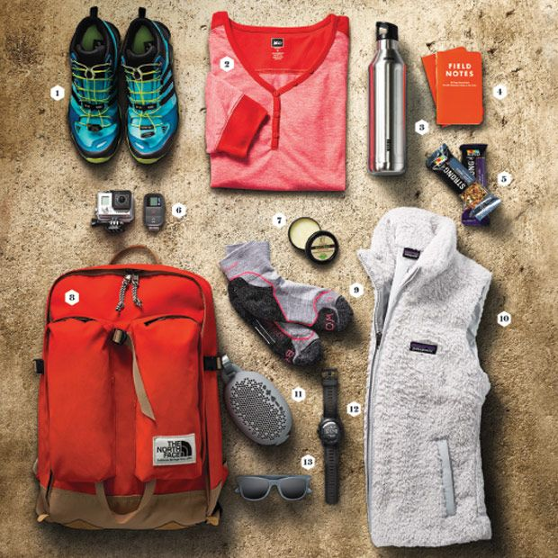 Hiking How-To: Dress for the Trails | Get ready for adventure! Travel off the beaten path in trailblazing style.