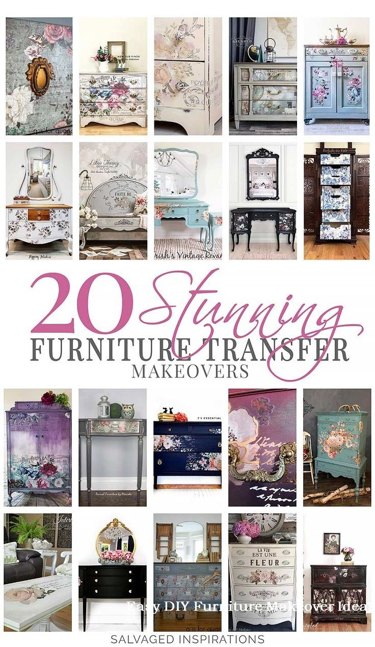22 Amazing Ways to Turn Old Furniture into New Beautiful Things Through DIY Tricks: 2 an old cabinet into a storage space  – Muebles vintage  chavy chic