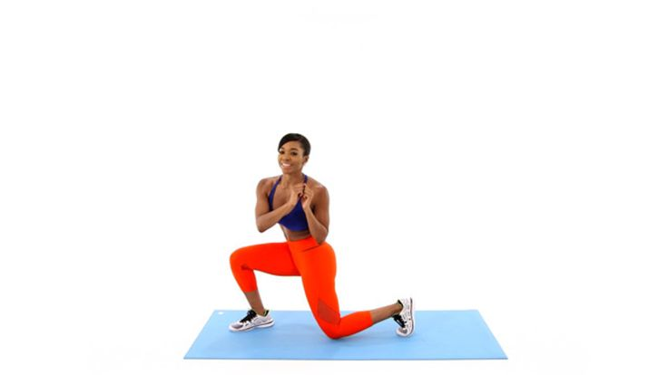 11 Butt Moves that Beat Lunges: Sick of the same old lunges? Gymnetics co-founder Lana Ector shows off 11 variations to target every part of your booty.