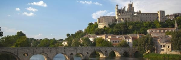 Languedoc Roussillon Hotels, Accommodation in the South of France