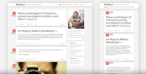 WordPress - PixelPower - Responsive HTML5/CSS3 WordPress Theme | ThemeForest  - only $40 Internet Site, Response Html5 Css3,  Website, Wordpress Theme, Response Design, Website Templates, Web Site, Response Theme, Response Wordpress