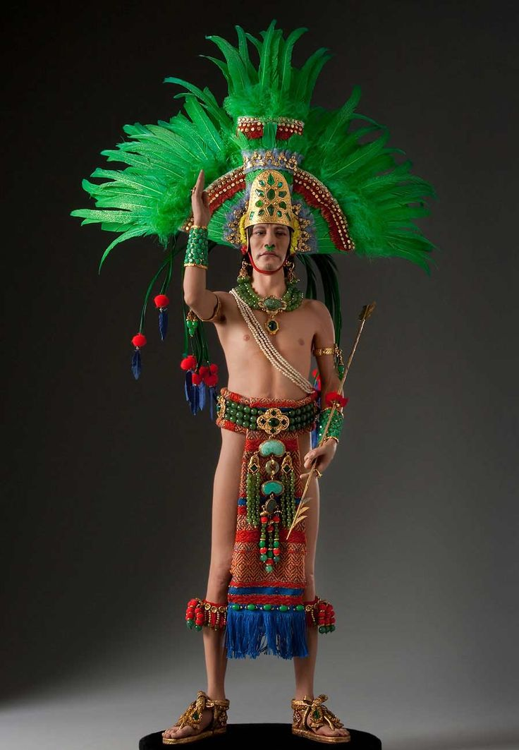 Moctezuma II - A Sophisticated & Cultivated Man, he was to Become the Last Great Aztec God-King