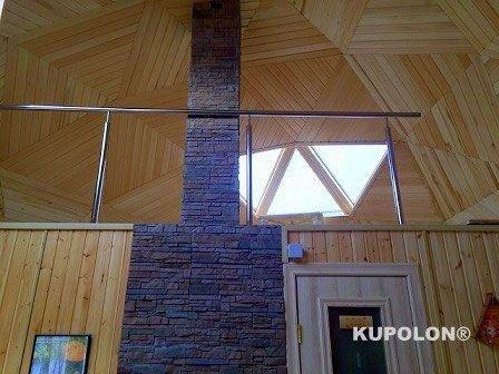 Сборные купольные дома - Купольный сборный дом