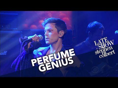 Perfume Genius Performs 'Slip Away'