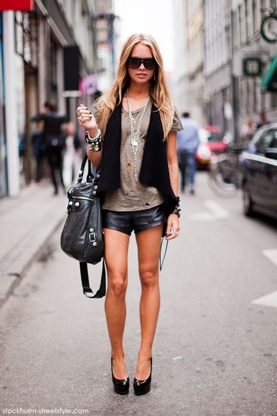 rocker chic fashion - Bing Imagens