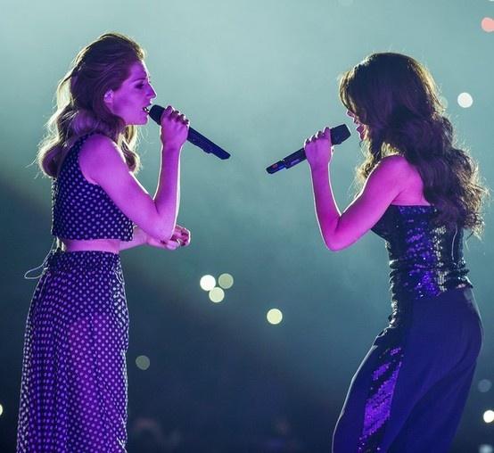 Cheryl and Nicola <3