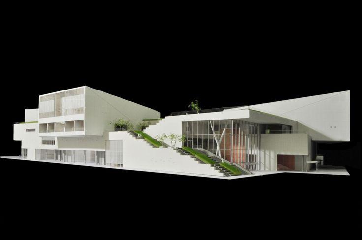 Fumihiko Maki Commissioned to Design China's First Design Museum