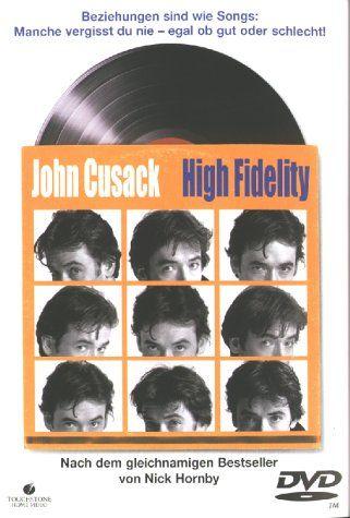 High Fidelity * IMDb Rating: 7,6 (102.951) * 2000 UK,USA * Darsteller: John Cusack, Iben Hjejle, Todd Louiso,