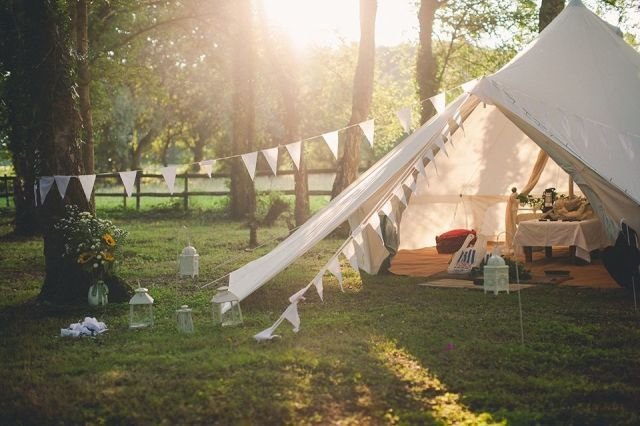 Thema: een bohemian bruiloft | ThePerfectWedding.nl