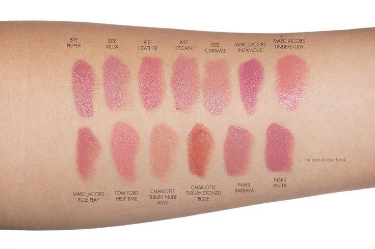 The Beauty Look Book: Bite Beauty Luminous Crème Lipsticks and Butter Cream Lipsticks