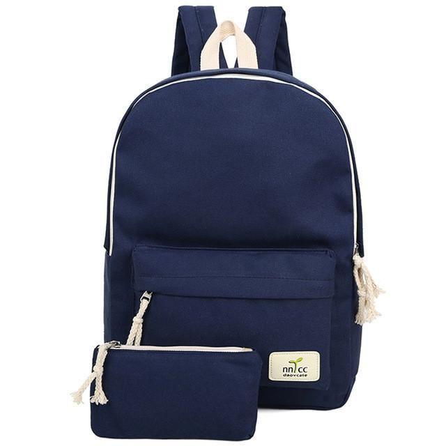The 25  best Cute canvas backpack ideas on Pinterest | Cute school ...