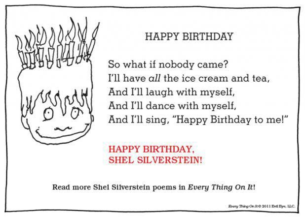Funny Poems By Shel Silverstein: 42 Best Images About Shel Silverstien On Pinterest