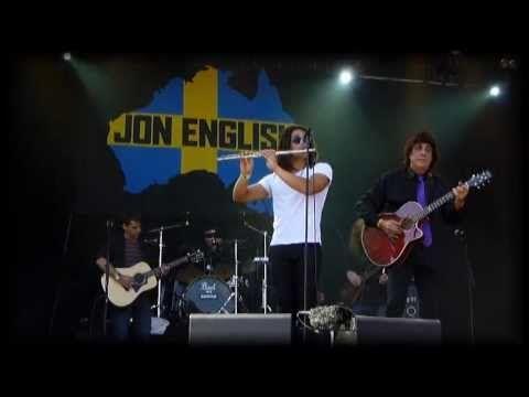 Jon English - Six ribbons (Live SRF 2013)