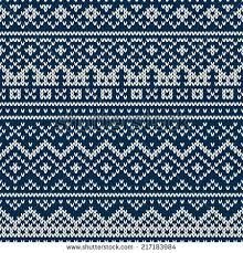 fair isle knitting patterns free - Buscar con Google