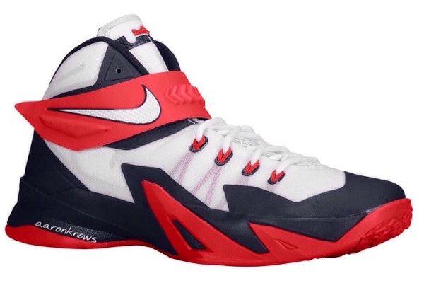 Nike LeBron Zoom Soldier VIII (8) \u0027USA\u0027