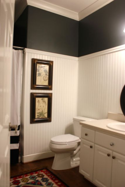 Best 25 bead board bathroom ideas on pinterest bead for Bathroom wainscoting ideas