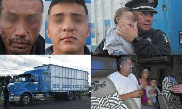 Liberan en carretera de Guanajuato a familia secuestrada - Periódico AM